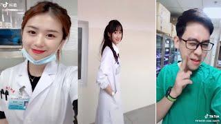 sự thật vẻ đẹp của trai gái ngành y - có giống như lời đồn - tik tok Việt Nam