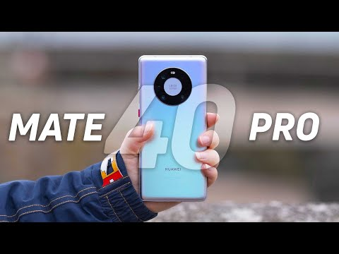 Huawei Mate 40 Pro unboxing and hands-on: Modernizing the Mate