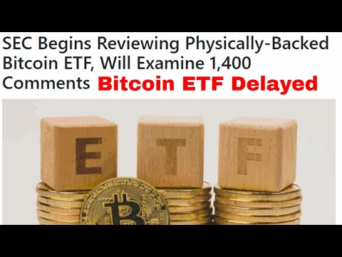 VanEck Solidx Bitcoin Trust ETFs Delayed Again as SEC Seeks Comment on Fund Proposal