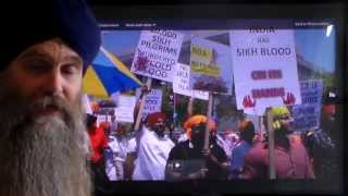 (1) SikhNet & Yogi Bhajan kundalini yoga sect absent from Sikh Nation Freedom March in San Francisco