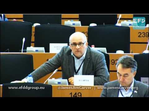 More European integration is the cause of heightened nationalism - James Carver MEP