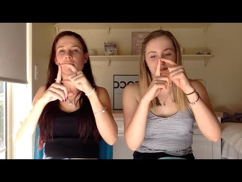 Australian Sign Language: Alphabet