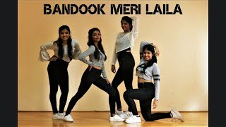 Bandook meri laila | A Gentleman | Choreography