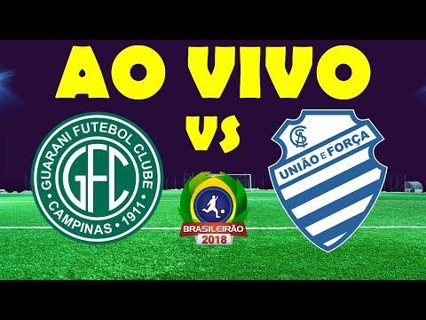 🔴 GUARANI 1x0 CSA HD | BRASILEIRÃO SÉRIE B | 28ª RODADA | 22/09/2018