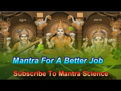 Deepawali Mantra - Better Job Opportunities & Employment