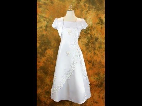 affordable-first-communion-dress,-asymmetric-lace-appliqué,-floor-length---cbc0004