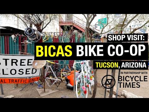 Shop Visit: BICAS - Tucson, Arizona