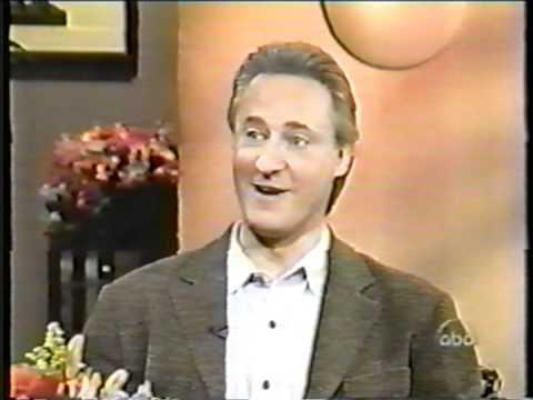Brent Spiner interviewed on Good Morning America - 1994 Star Trek's Data
