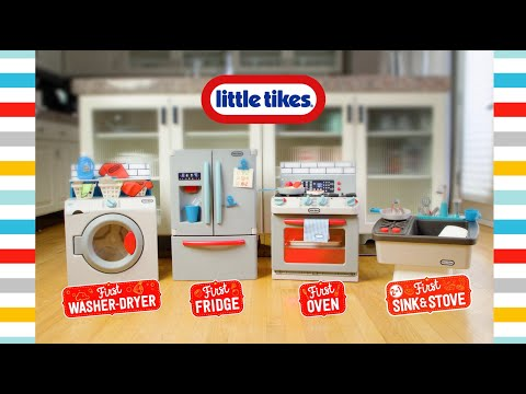 Introducing Little Tikes First Appliances
