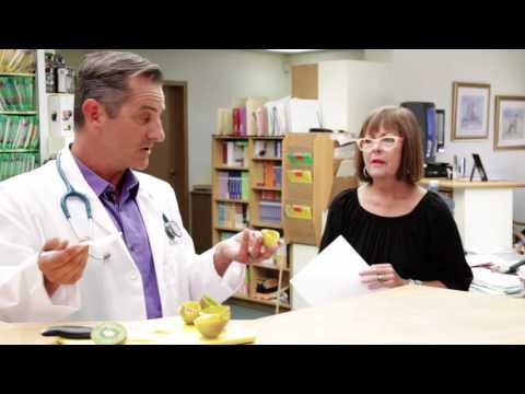 Dr. Jim Sears Gives the Scoop on Zespri Kiwis