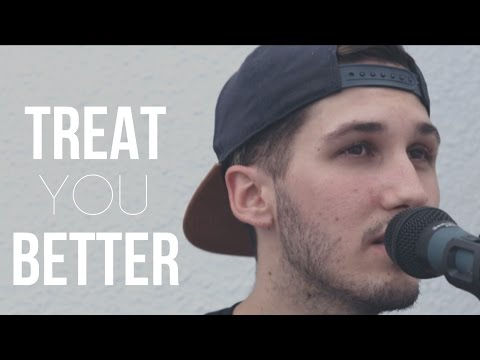 Shawn Mendes - Treat You Better (Cover) Feat. Alvin Chong