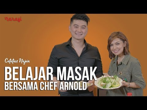 Najwa x Chef Arnold: Belajar Masak Bersama Chef Arnold (Part 2) | Catatan Najwa