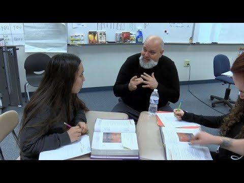 Inside California Education: Day in the Life - Sign Language Interpreter