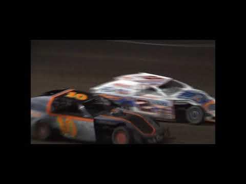 Modified Amain @ Hancock County Speedway 06/15/18