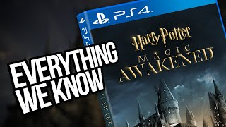 Leaked Harry Potter RPG: 10 Details You Need To Know