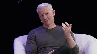 One-on-One with Anderson Cooper | Anderson Cooper, Soren Gordhamer