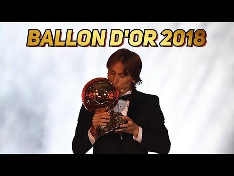 Informasi Terlengkap Ballon D'Or 2018