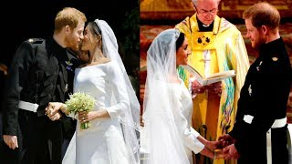 Royal Wedding LIVE: Prince Harry & Meghan Markl...