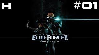 Star Trek Elite Force II Walkthrough Part 01