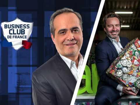 BFM : 28/11 - Business Club de France : Canibal offre une 2ème vie aux gobelets plastique !