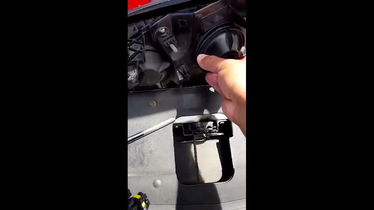 2005 Chevy Malibu Hid Installation