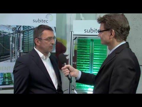 Venture Capital-Pitch: Die Subitec GmbH stellt sich vor - VC-BW 2016