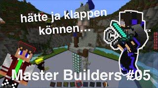Hätte ja klappen können || Minecraft Master Builders #05 || LetsPlay || PalmLP