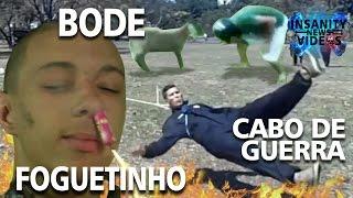 FOGUETINHO - CABO DE GUERRA - HOMEM VS BODE