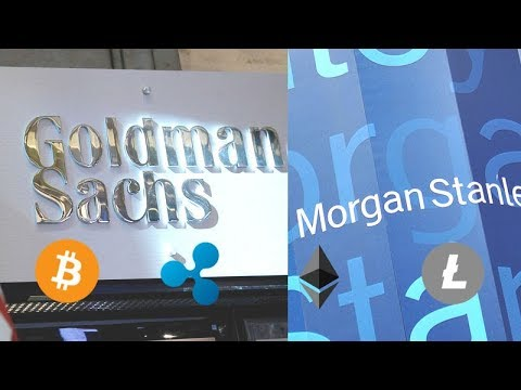 Morgan Stanley Ready to Battle Goldman Sachs Over Crypto Trading & Nexo Launches Crypto Backed Loans