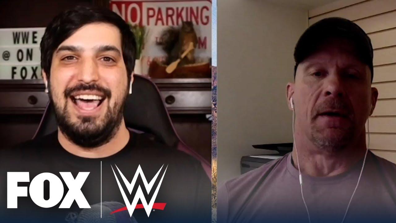 Can Stone Cold Steve Austin pass Ryan Satin's 2001 pop culture quiz? | WWE ON FOX