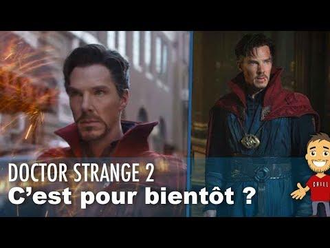 DOCTOR STRANGE 2 : Début de tournage ? Méchant(s) ? Dernières infos !