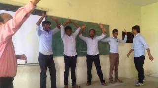 Funny activity in the classroom