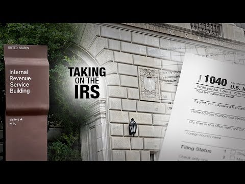 FULL MEASURE: June 10, 2018 - Taking on the IRS