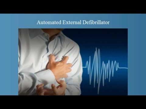 Philips Heartstart Home Defibrillator - YouTube