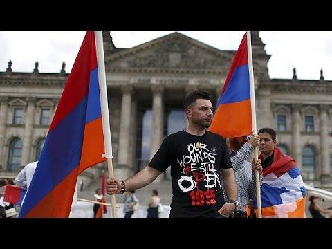 Немецкие парламентарии признали массовые убийства армян в 1915 геноцидом