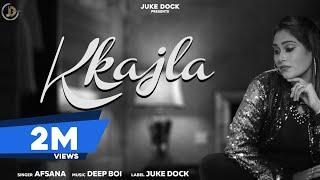 Kkajla (Cover) Afsana Khan | Gurpreet Chattha | Latest Punjabi Sad Song | Juke Dock