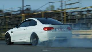 Тест Драйв BMW M3 E92 ESS-VT2 650 [RUS/ENG SUBS] //TEST Drive