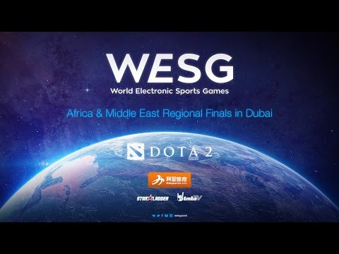WESG - Southern & Eastern Africa Qualifiers - Dota 2