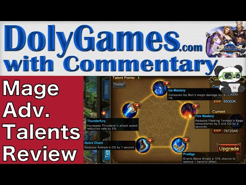 ➜ Wartune Guide - Mage Advanced Talents Review