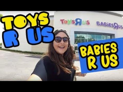 TOYS R US - BABIES R US