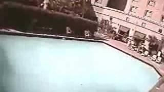 Mexico Earthquake!! Shaking Pool