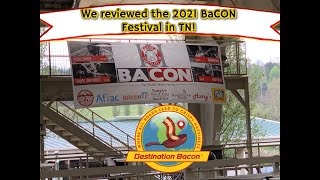 2021 BaCON Festival, Cleveland TN