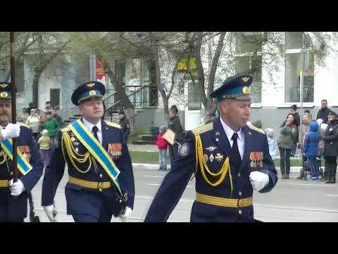 Военный парад 1992 и 2019 в сравнении, Комсомольск-на-Амуре