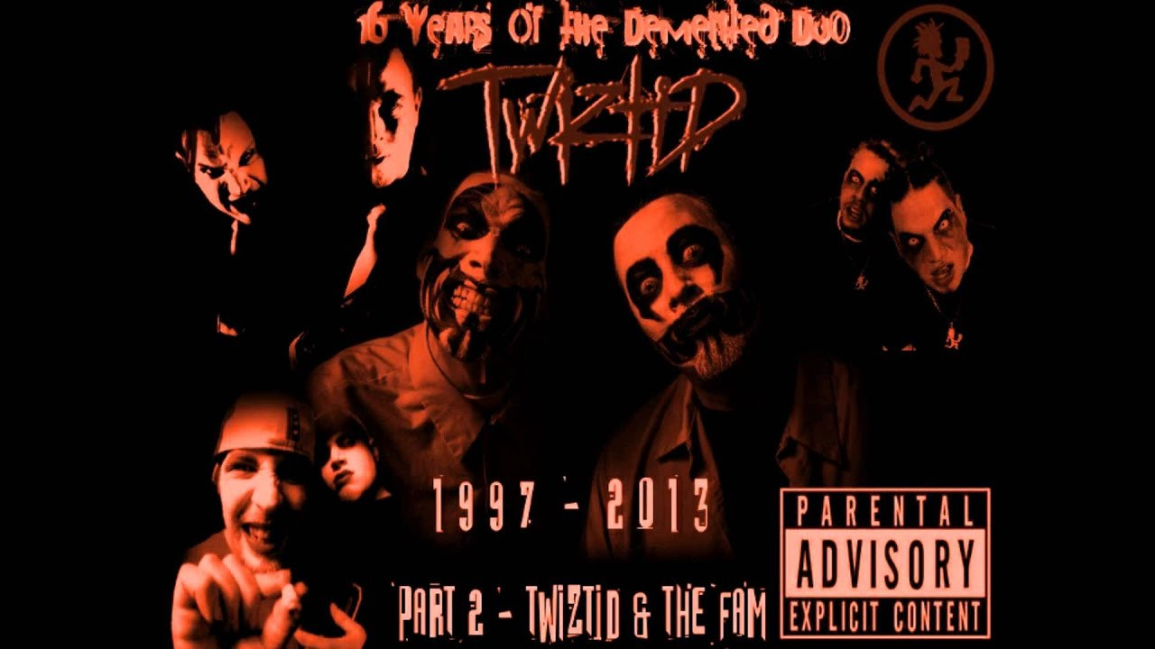 Icp Albums And Songs List Best twiztid- spin the bottle (feat. icp) - youtube