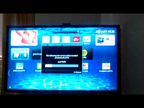 Free apps samsung smart tv