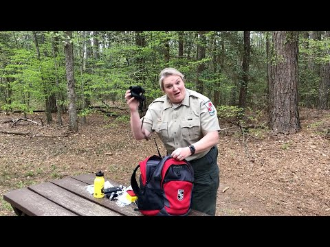 Maryland Department Of Natural Resources - Virtual Ranger - Pocomoke River State Park - Backpack