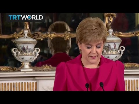 Breaking News: Scottish govt to seek new vote on independence