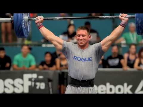 Dan Bailey - The fastest man in Crossfit