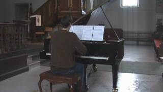 Notturno - Edvard Grieg, lyric pieces op.54 no.4