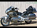 2006 Honda Gold Wing GL1800 Loaded With Extras!
